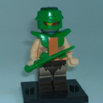 Masters of the Universe Tri-Klops Lego style Minifigure